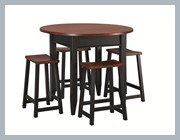 637_RoundGatheringTable_WithChairs