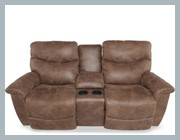 lazy-boy-accent-chairs-apartment-recliner-furniture-brown-color
